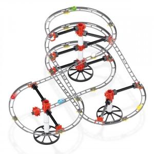 Set creativ pentru copii Roller Coaster Skirail Welcome 5 metri