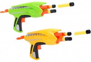 Set doua pistoale cu gloante moi Globo Wtoy