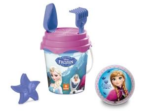 Set plaja Frozen pentru copii Mondo