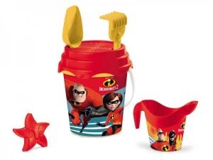 Set plaja The Incredibles pentru copii Mondo