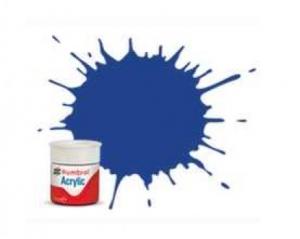 Vopsea modelism Humbrol 0025 Acrilic Numar 25 Blue Matt 12 ml