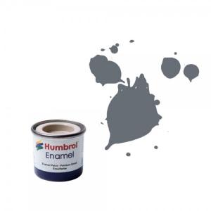 Vopsea modelism Humbrol 0059 Email Numar 5 Dark Admiralty Grey Gloss 14 ml