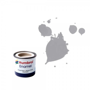 Vopsea modelism Humbrol 0432 Email Numar 40 Pale Grey Gloss 14 ml