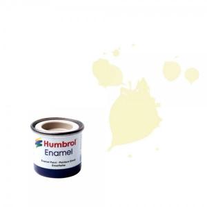 Vopsea modelism Humbrol 0446 Email Numar 41 Ivory Gloss 14 ml
