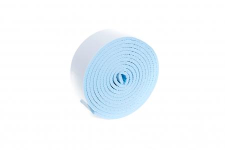 SET 2 benzi protectie multifunctionale plate bleu, 3.5x0.4x200 cm2