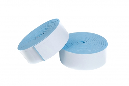 SET 2 benzi protectie multifunctionale plate bleu, 3.5x0.4x200 cm0