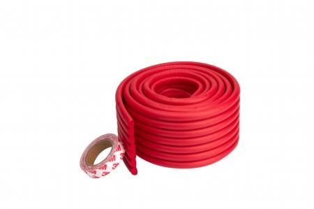 Banda protectie lata rosu multifunctionala, 8x0.8x200 cm