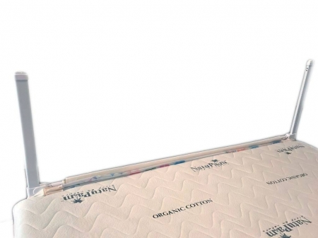 Bariera protectie pe lungimea patului cu inaltimea ajustabila3