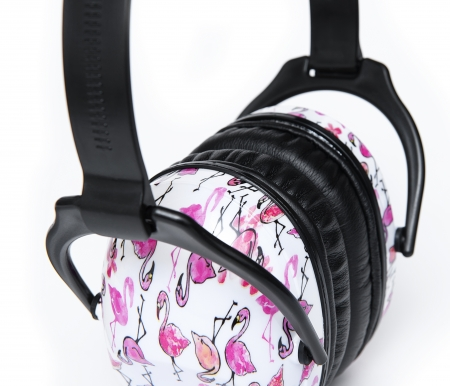 Casti antifonice pentru copii Flamingo4