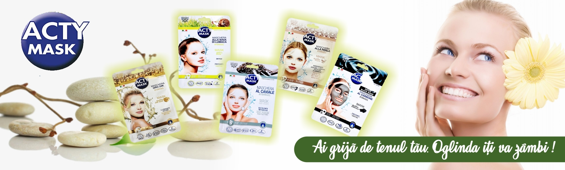 PRODUSE ACTY MASK