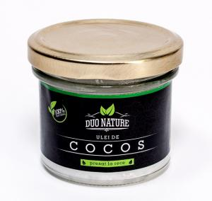 Ulei Cocos Organic 90 g Duo Nature
