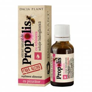 Propolis si Echinacea fara Alcool 20 ml Dacia Plant