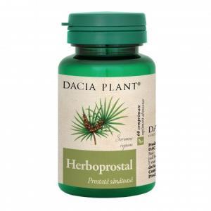 Herboprostal 60 cpr Dacia plant