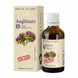 Tinctura Anghinare fara Alcool 50 ml Dacia Plant