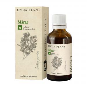 Tinctura Marar 50 ml Dacia Plant