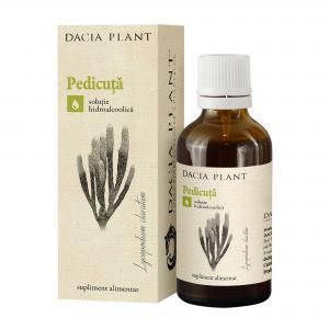 Tinctura Pedicuta 50 ml Dacia Plant