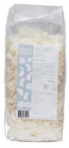 Fulgi Raw De Cocos Bio 150 g Dragon Superfoods