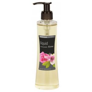 Sapun Lichid/Gel De Dus Din Uleiuri Bio Trandafir Romantic 250 ml Sodasan