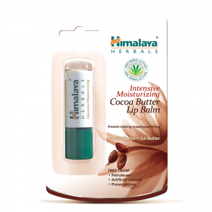 Balsam Buze cu Unt De Cacao 4.5 g Himalaya