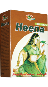 Heena Revitalizant si Colorant Natural Par 100 g Ayurmed