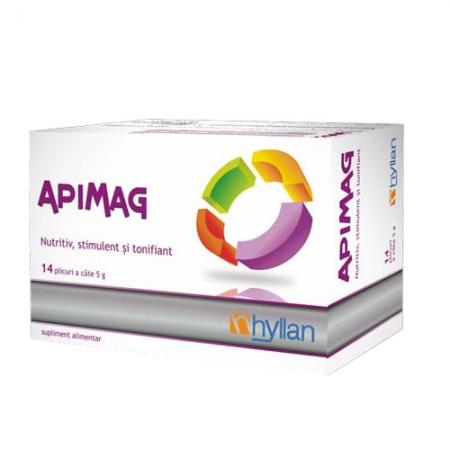 Hyllan Apimag  x 14 pl - Hyllan Pharma