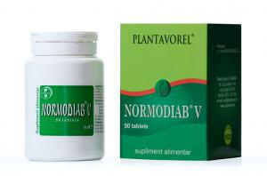 Normodiab V 50 tb Plantavorel