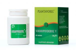 Normoponderol V 40 tb Plantavorel