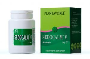 Sedocalm V 40 tb Plantavorel