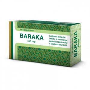 Baraka 450 mg 24 cps Pharco
