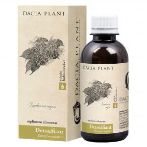 Tinctura Detoxifiant 200 ml Dacia Plant