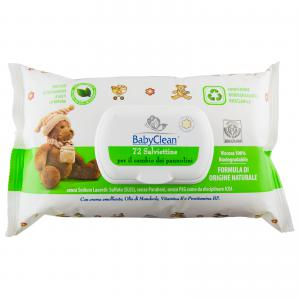 Servetele Umede cu Capac 72 buc Baby Clean Eco