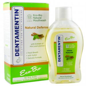 Apa de gura Bio Extract de Menta & Lemn Dulce 300 ml