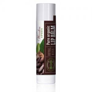 Balsam De Buze Royal Kiss Bio 4.3 ml Wooden Spoon