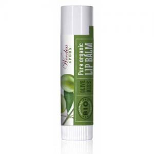 Balsam De Buze Olive Kiss Bio 4.3 ml Wooden Spoon