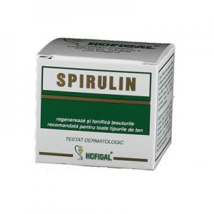Crema Spirulina 50 ml Hofigal