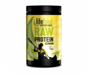 Pudra Proteica Green Vanilla Superfood Raw Bio 450 g Lifefood