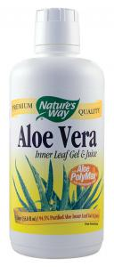 Aloe Vera Gel Si Suc Cu Aloe Polymax 1000 ml Secom