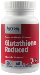 Glutathione Reduced 500 mg 60 cps Secom