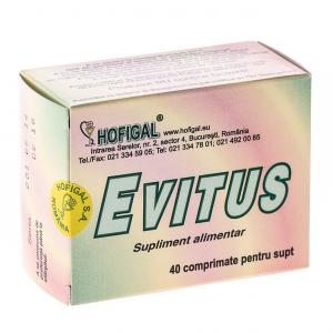 Evitus 40 cpr Hofigal