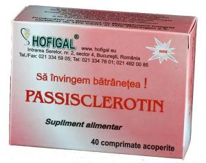 Passisclerotin 40 cpr Hofigal
