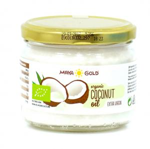 Ulei De Cocos Extravirgin Ecologic 330 ml Maya Gold