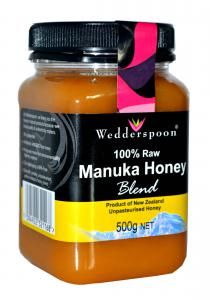 Miere De Manuka Raw Mix 500 g Wedderspoon