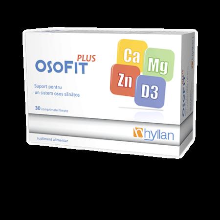 Hyllan Osofit Plus x 30 cpr - Hyllan Pharma
