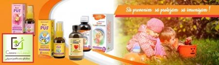 Pachet 5 - imunitate 6 luni - 6 ani
