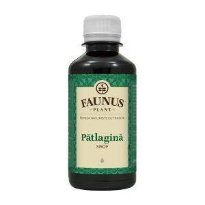 Sirop Patlagina 200 ml Faunus Plant