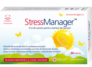 Stress Manager 20 cps Good Days