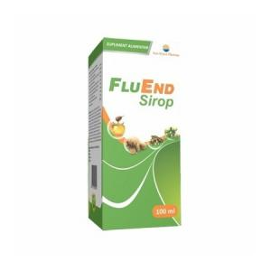 Fluend Sirop 100 ml Sun Wave