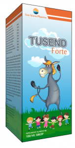 Tusend Forte 100 ml Sun Wave