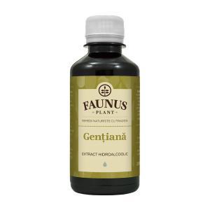Tinctura Gentiana 200 ml Faunus Plant