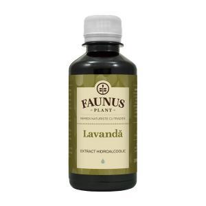 Tinctura Lavanda 200 ml Faunus Plant